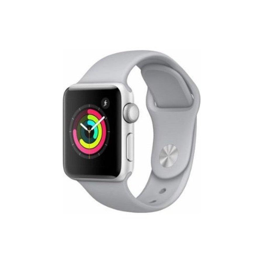 Apple Watch Sport - 38mm - Zilver - NIEUW-1