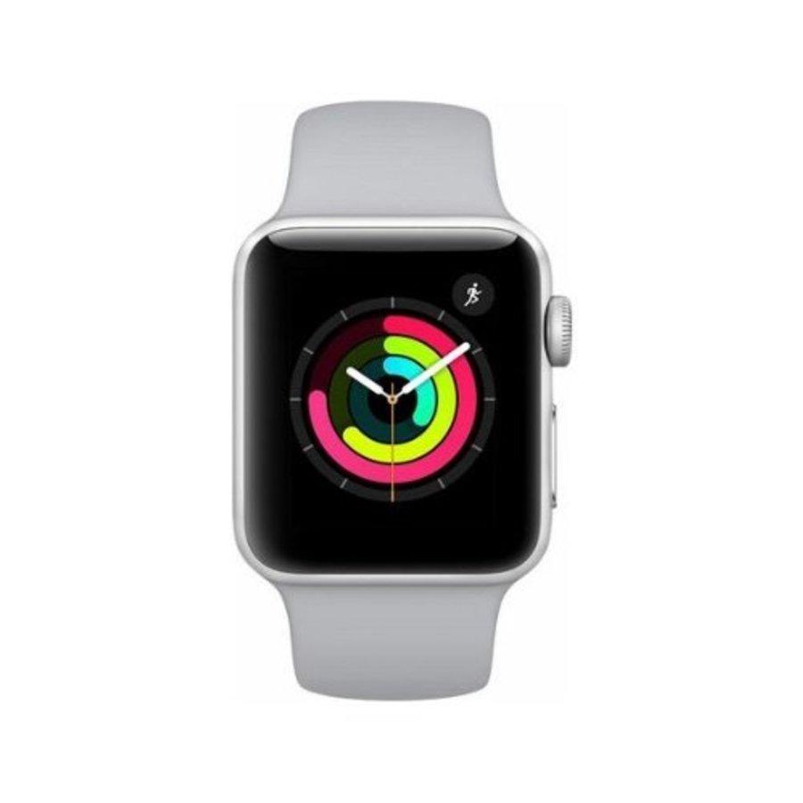 Apple Watch Sport - 38mm - Zilver - NIEUW-2