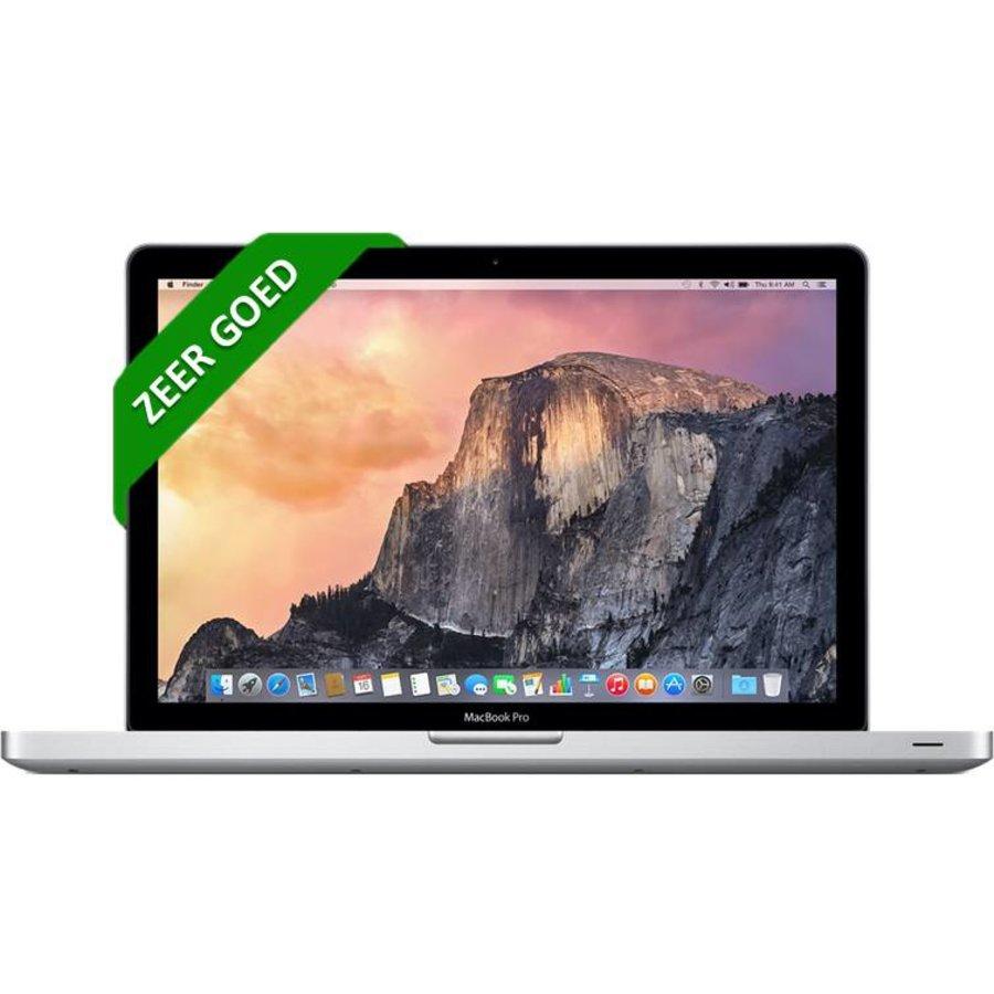 """ACTIE: MacBook Pro 15"""" - 128GB SSD - Zeer goed  - 2011-1"""