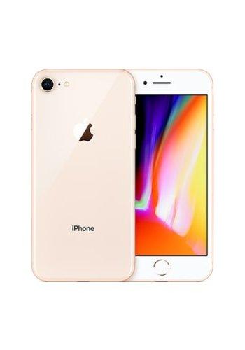 ACTIE: iPhone 8 - 256GB - Gold - NIEUW