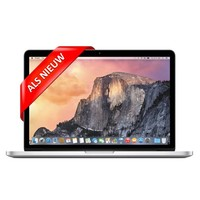 """ACTIE: MacBook Pro Retina 13""""- 128GB SSD / 8GB - Als nieuw - 2015"""