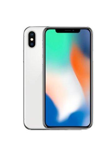 iPhone X - 256GB - Silver - NIEUW