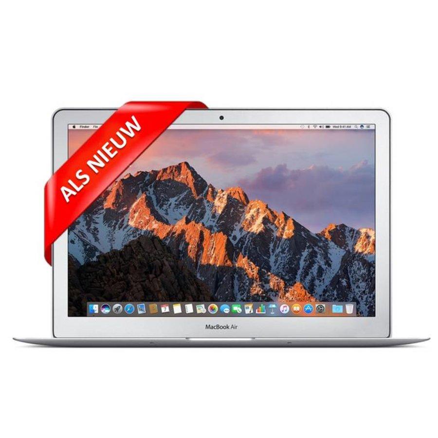 """ACTIE: MacBook Air 13.3"""" - 256GB SSD - 2015- Als Nieuw-1"""