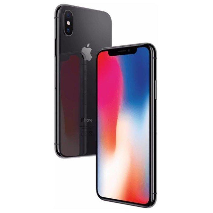 iPhone X - 256GB - Silver - NIEUW-2