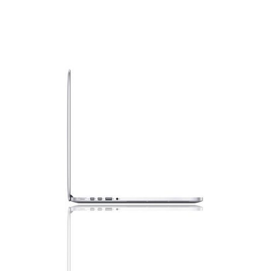 "MacBook Pro Retina 15"" - 512GB SSD / 16GB - 2,5GHz i7 - Als Nieuw - 2014-3"