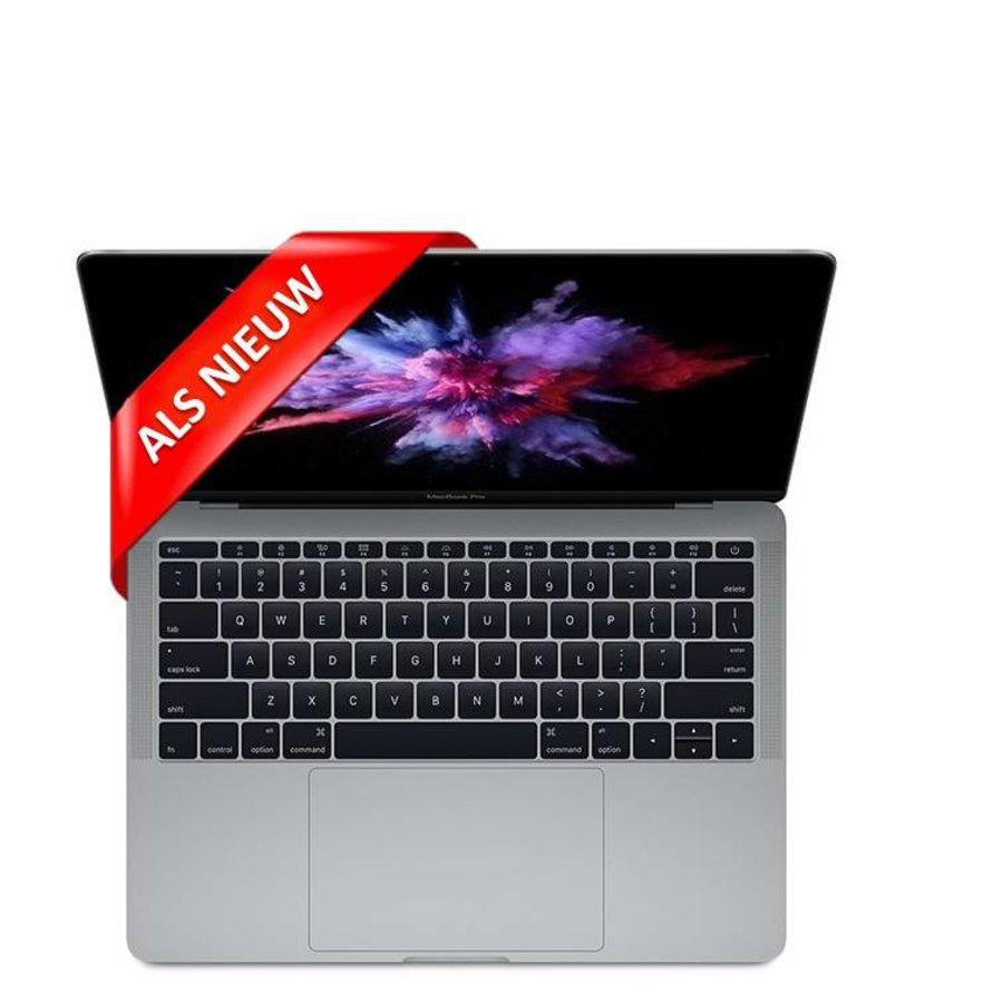 MacBook Pro 13 Inch 256GB SSD  / 8GB - Silver - als nieuw - 2017-1