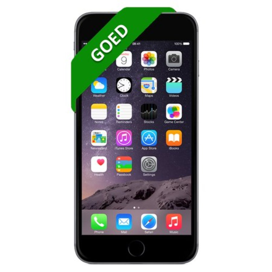 iPhone 6S Refurbished - 16GB - Space Gray - Goed-1