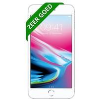 thumb-Apple iPhone 8 Plus refurbished - 64GB - Silver - Zeer goed-1