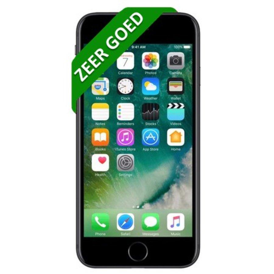 iPhone 7 Refurbished - 128GB - Jet Black - Zeer goed-1