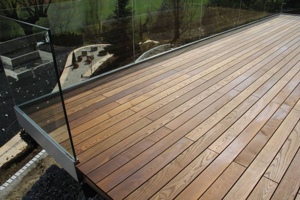 Terrassen- und Balkonbeläge