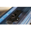 FixingGroup DILA 2 Universal-Terrassenverbinder 17 mm Edelstahl  schwarz VPE 50 ST.