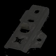 FixingGroup DILA 2- Universal-Terrassenverbinder 22 mm  schwarz