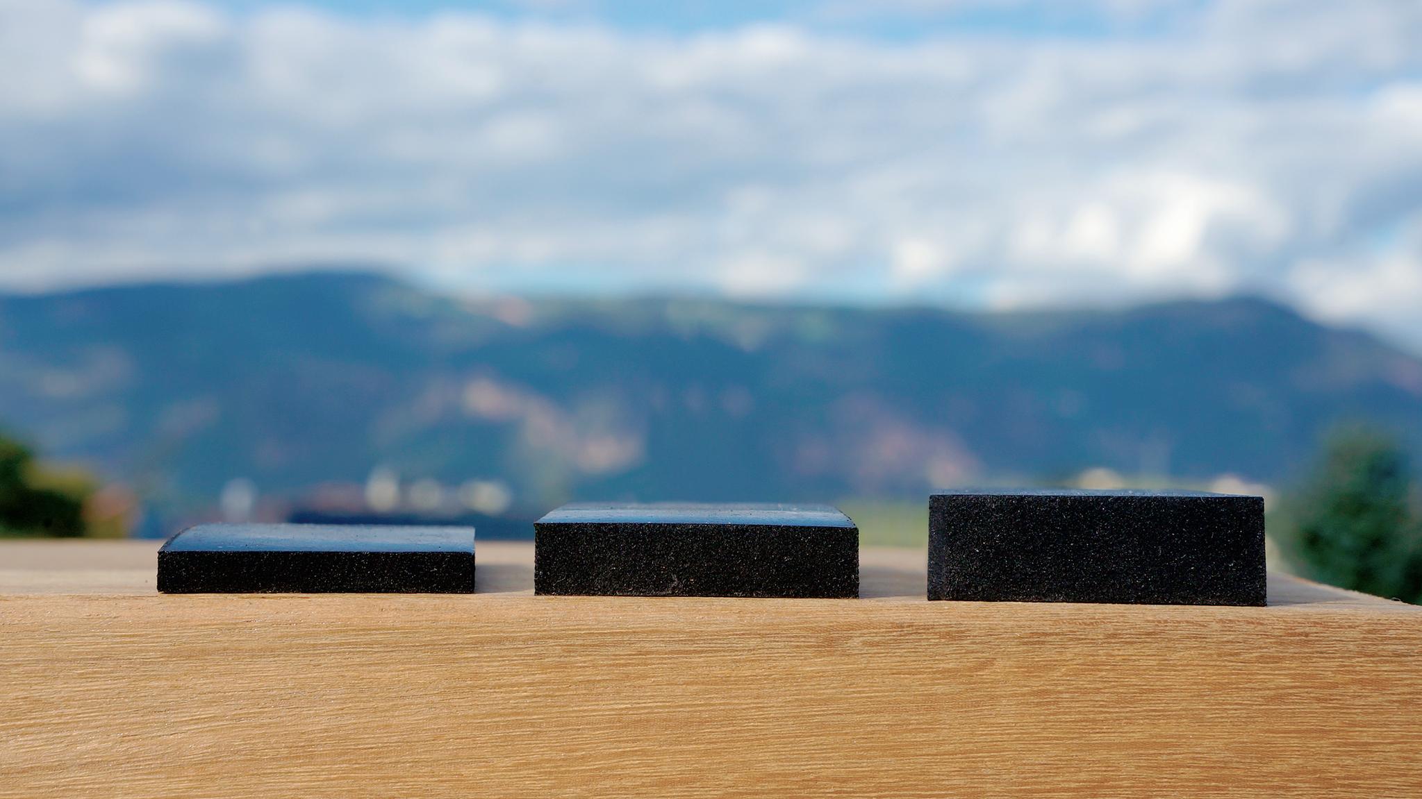 Unterleger Gumo - die einfachste Art, kleine Höhenunterschiede auszugleichen