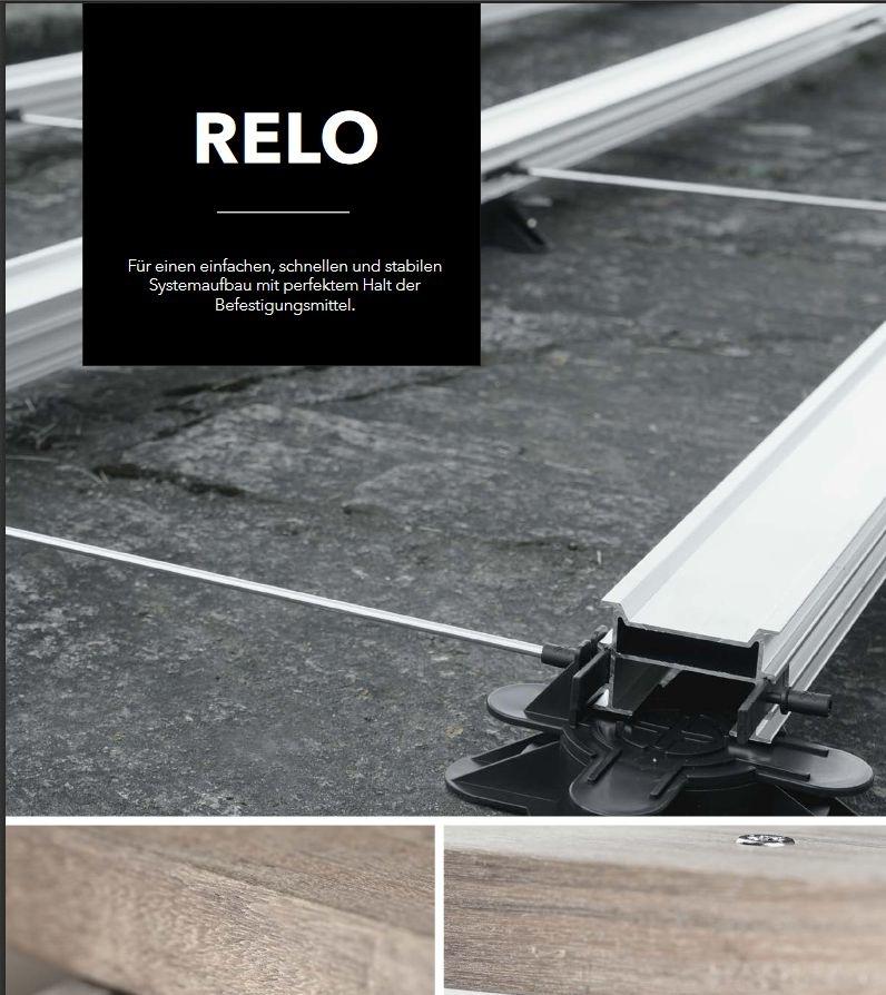 Katalog RELO Alu-Unterkonstruktion