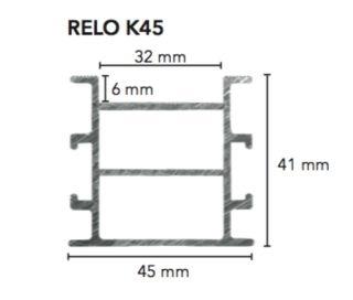 Relo K 45x41
