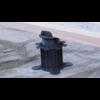 FixingGroup Lifto KU  50 - 80 mm Terrassenfuß