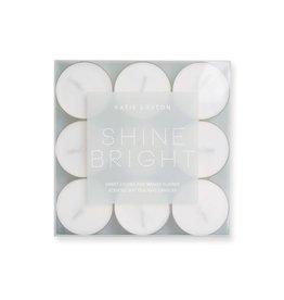 Katie Loxton Shine Bright - Theelichtjes