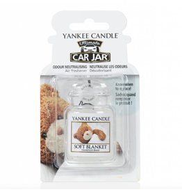 Yankee Candle Soft Blanket Car Jar Ultimate