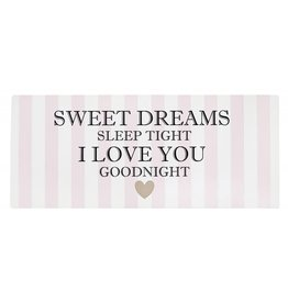 Miss Etoile Sign - Sweet Dreams