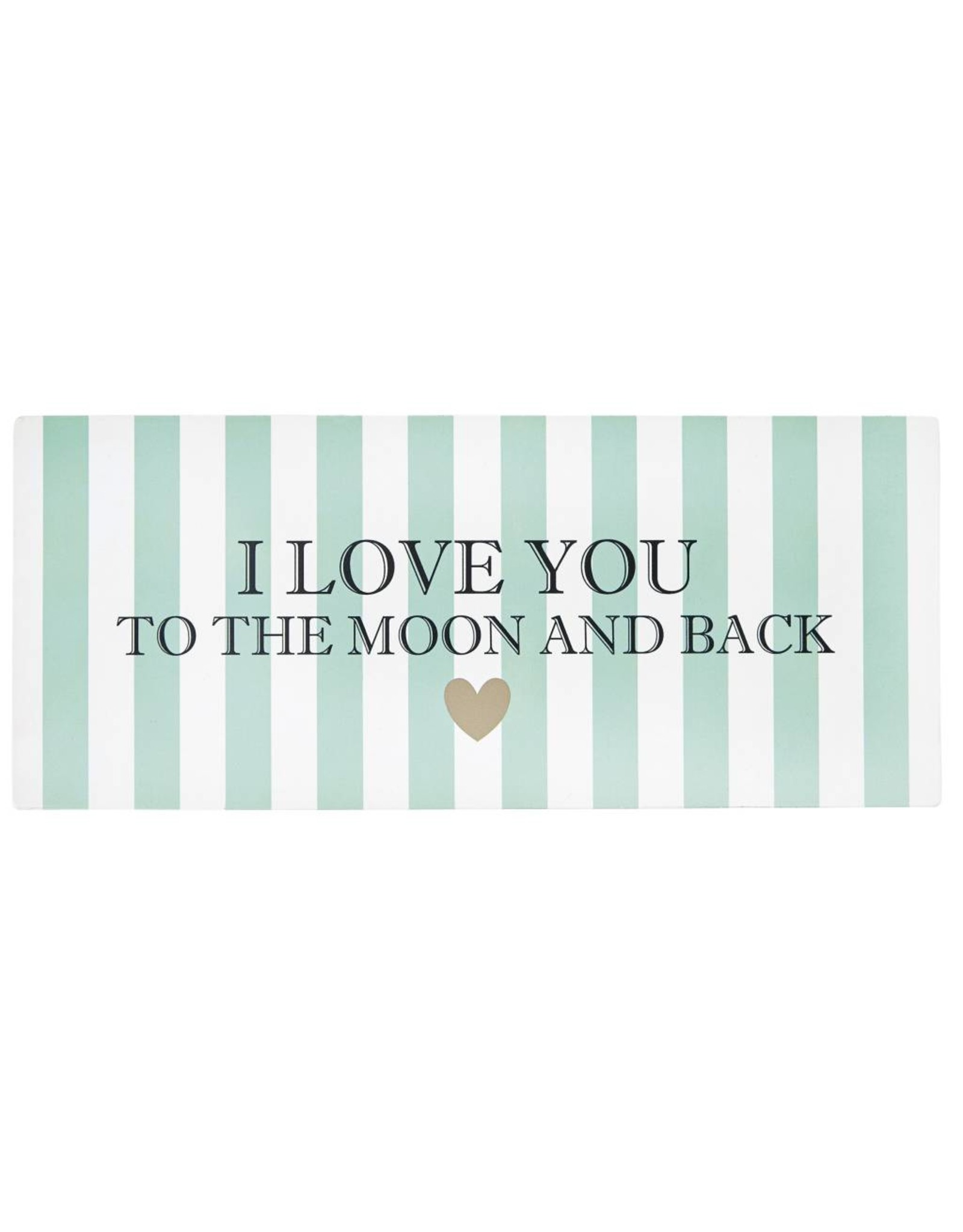 Miss Etoile Sign - I love you