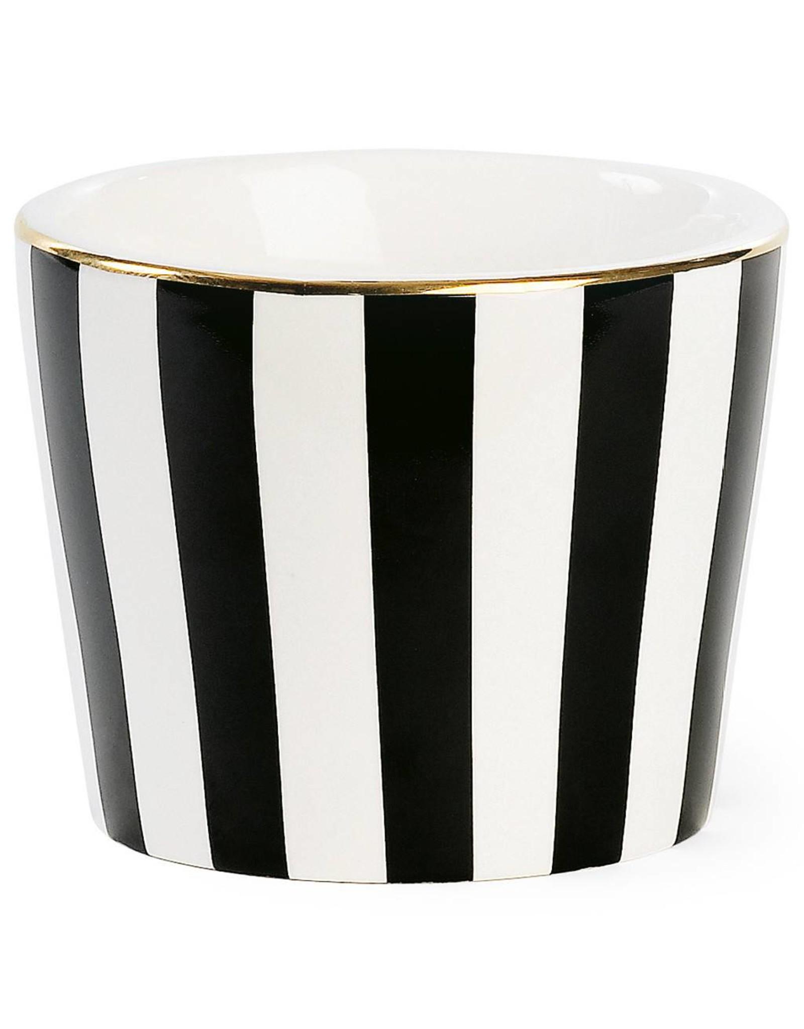 Miss Etoile Kom - Stripe Zwart