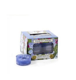 Yankee Candle Garden Sweet Pea Tea Lights 12 st