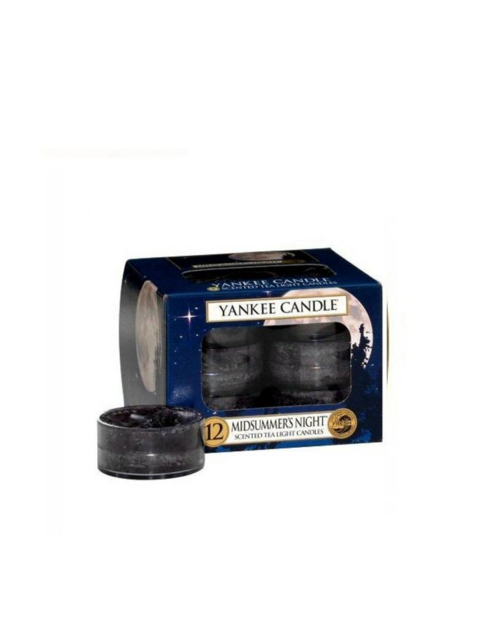 Yankee Candle Midsummers Night Tea Lights 12 st