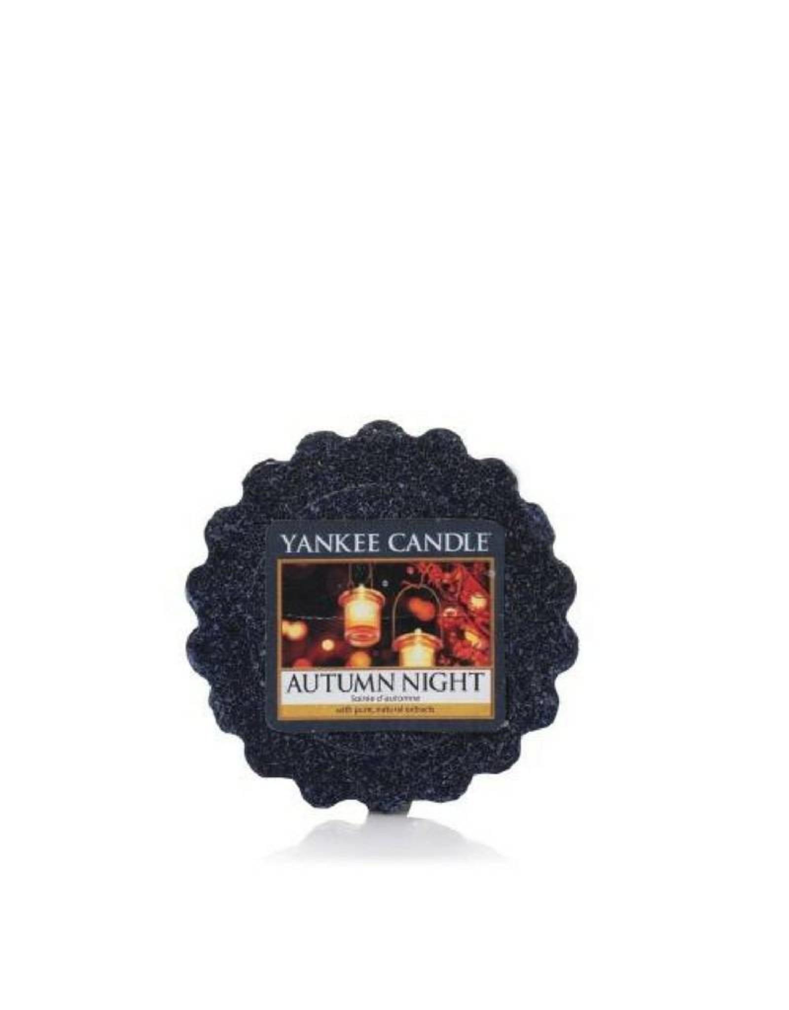 Yankee Candle Autumn Night Tart