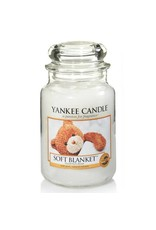 Yankee Candle Soft Blanket Large Jar