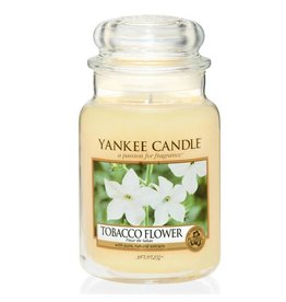 Yankee Candle Tobacco Flower Large Jar