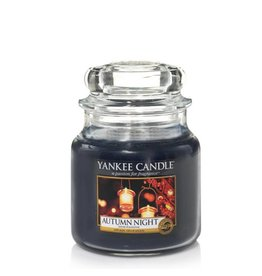 Yankee Candle Autumn Night Medium Jar