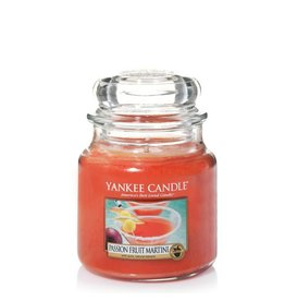 Yankee Candle Passionfruit Martini Medium Jar