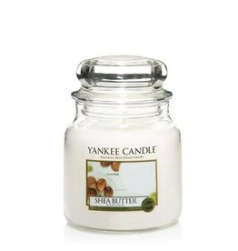 Yankee Candle Shea Butter Medium Jar