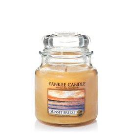 Yankee Candle Sunset Breeze Medium Jar