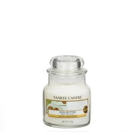 Yankee Candle Shea Butter Small Jar