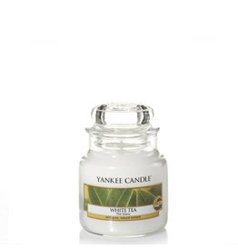 Yankee Candle White Tea Small Jar