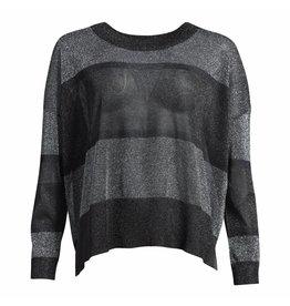 Co'Couture Trui - Lurex Knit