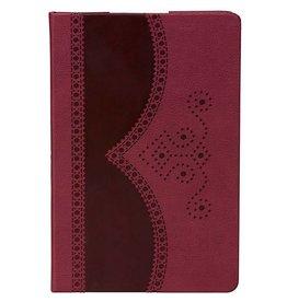 Ted Baker Jungle - Notaboek Bordeaux