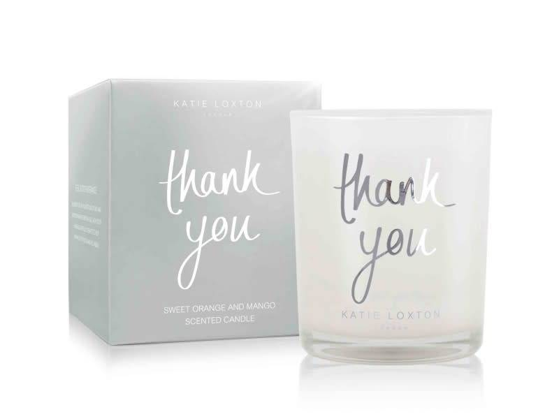 Katie Loxton Thank you - Kaars