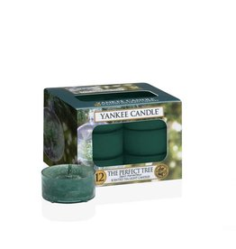 Yankee Candle The Perfect Tree Tea Light 12 st