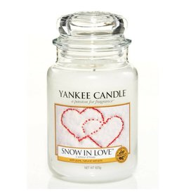 Yankee Candle Snow In Love Large Jar