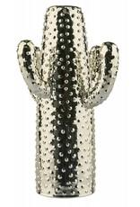 Miss Etoile Cactus - Vaas Zilver