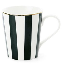Miss Etoile Tas - Stripe Zwart