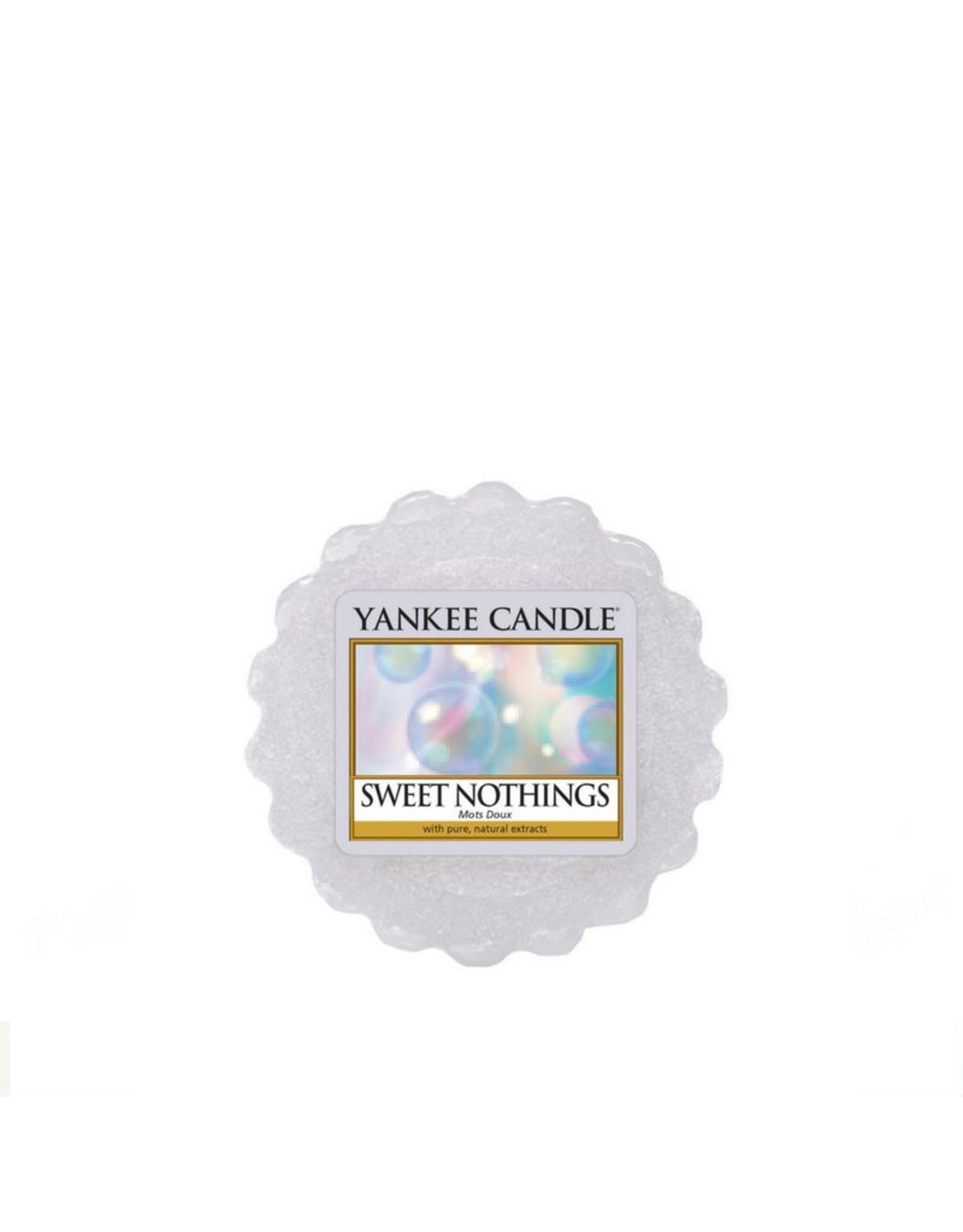 Yankee Candle Sweet Nothings - Tart