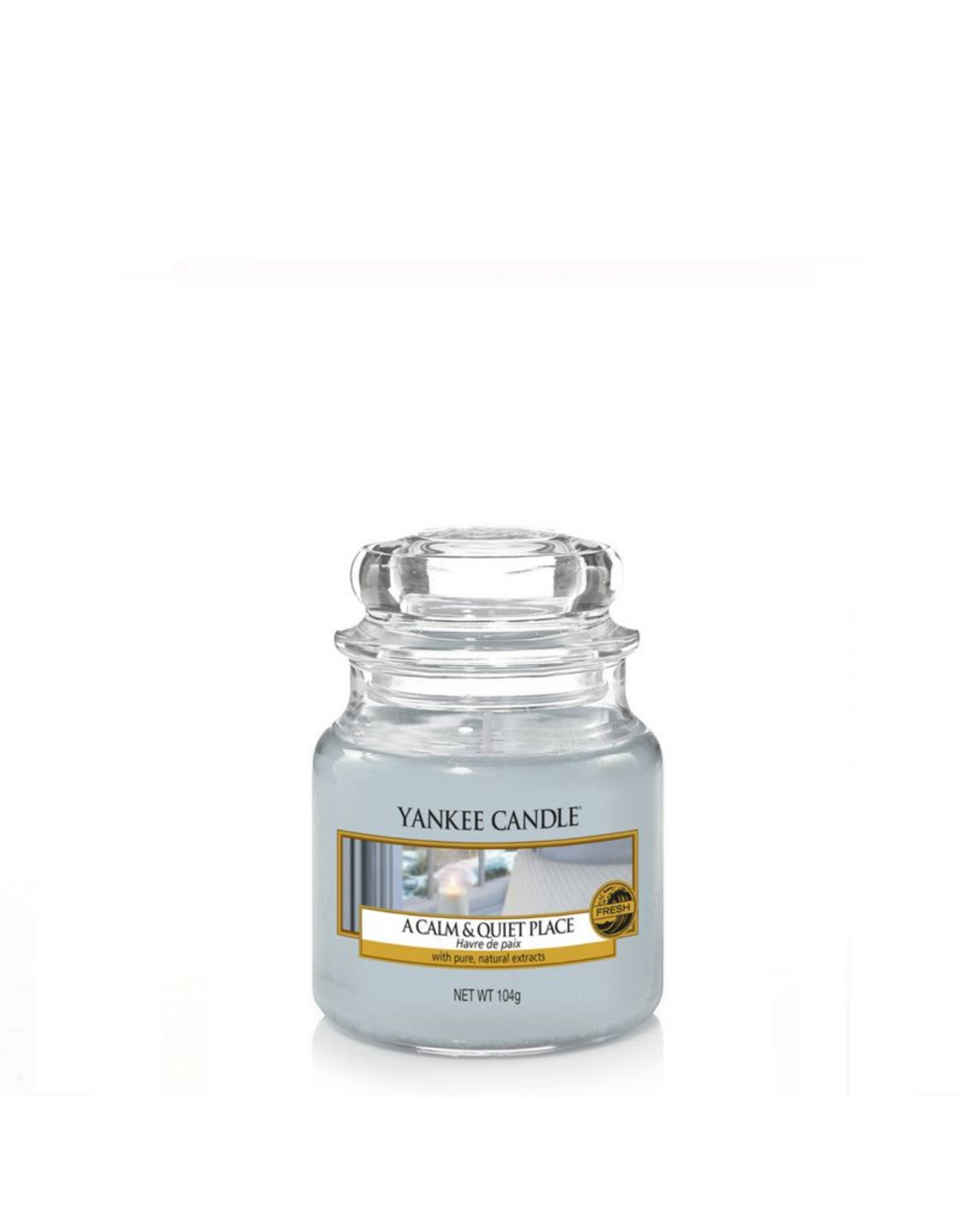 Yankee Candle A Calm and Quiet Place - Small Jar