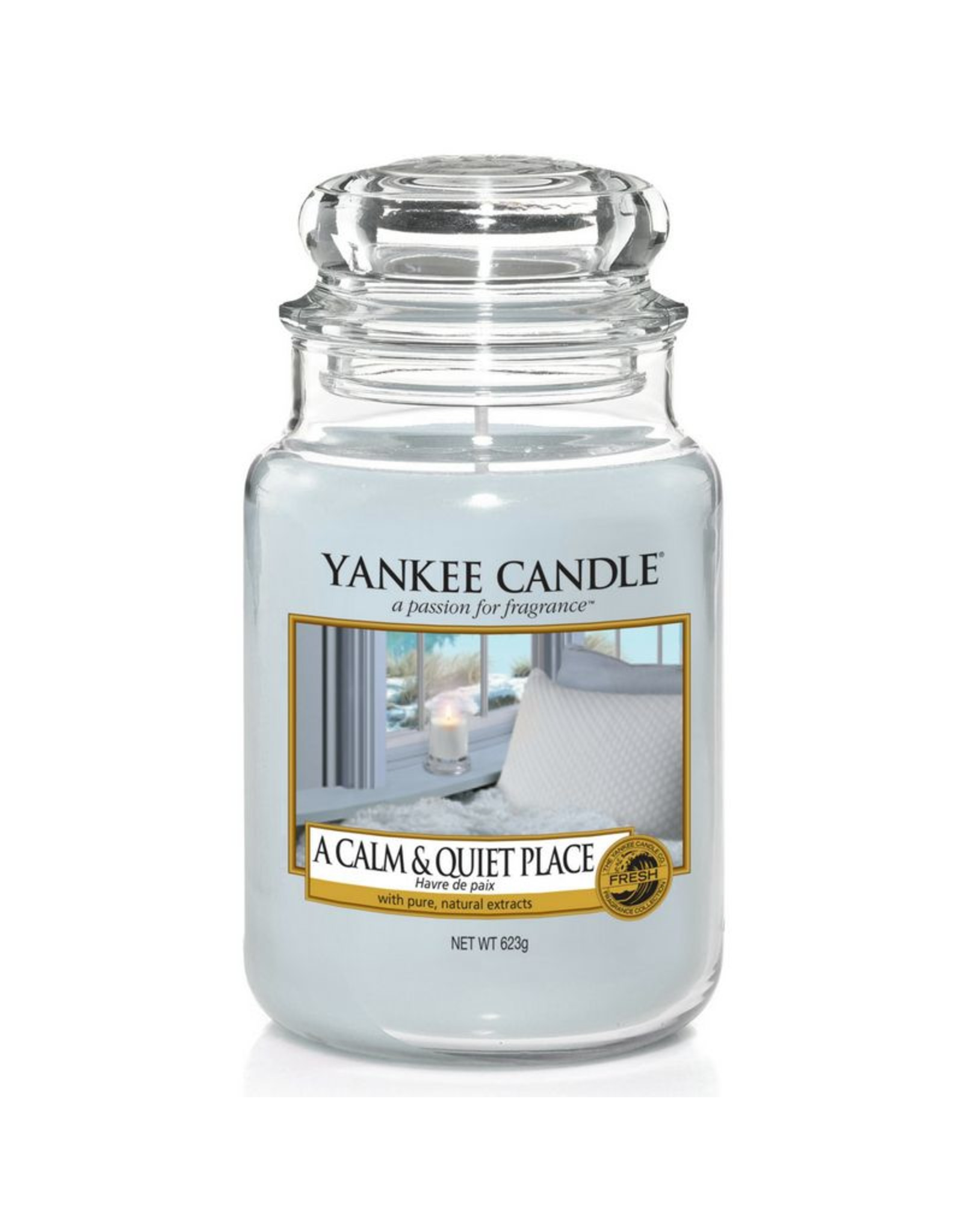 Yankee Candle A Calm and Quiet Place - Large Jar
