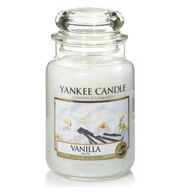 Yankee Candle Vanilla Large Jar
