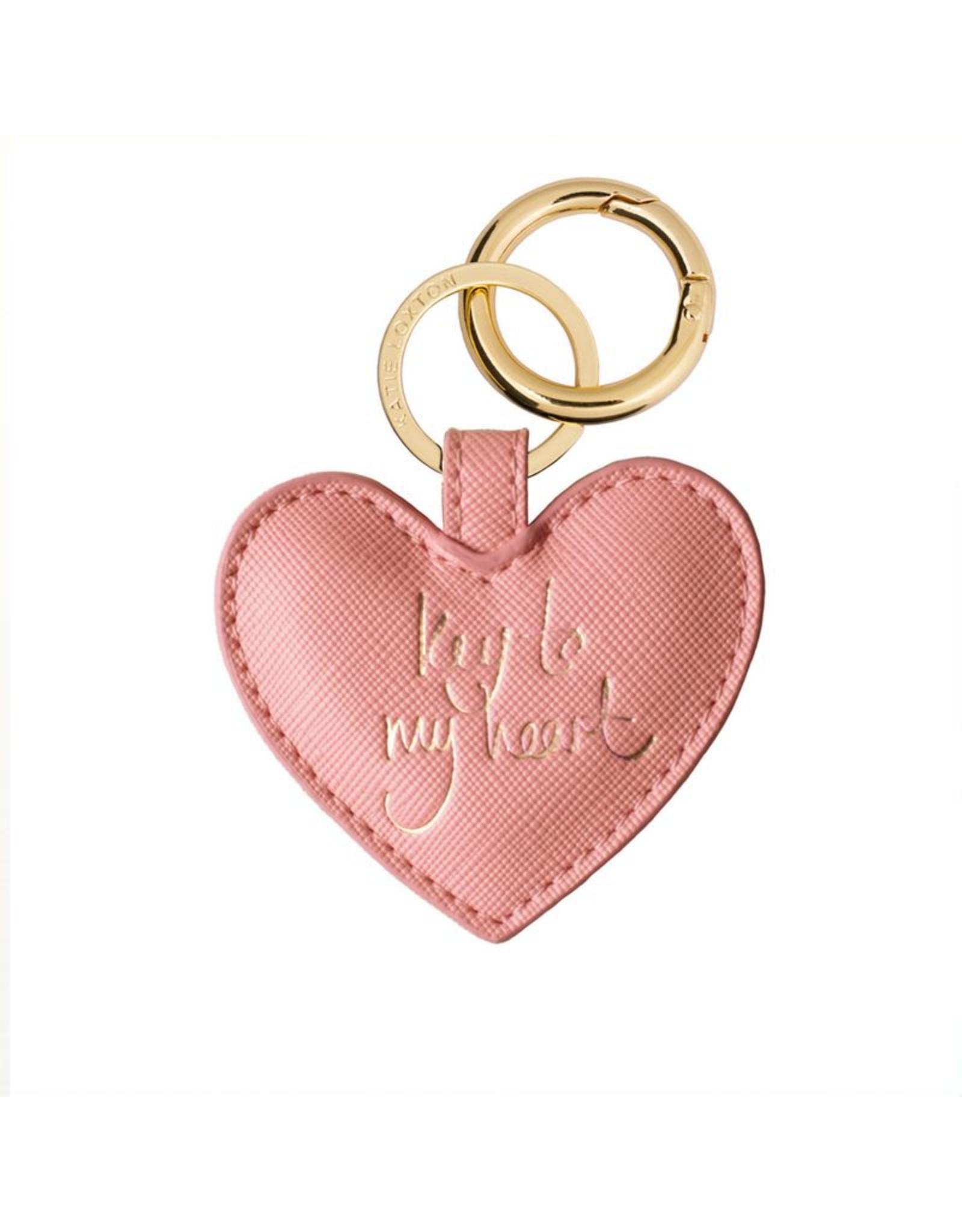 Katie Loxton Sleutelhanger - Key to my Heart