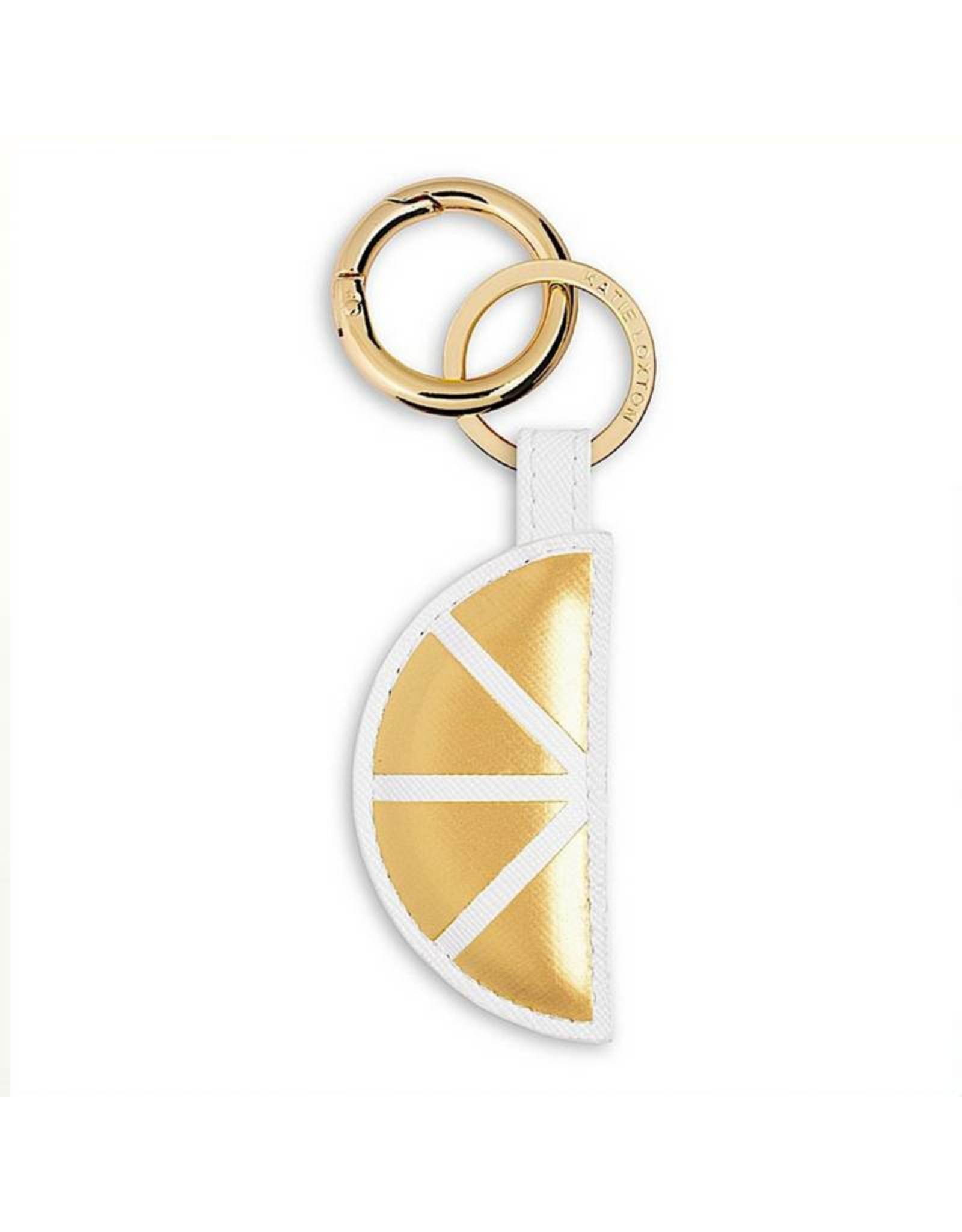 Katie Loxton Sleutelhanger - Lemon