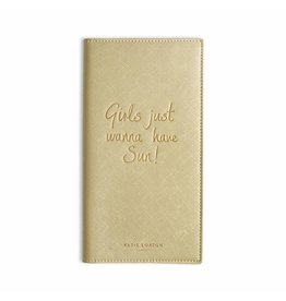 Katie Loxton Reisportefeuille - Girls wanna have Sun
